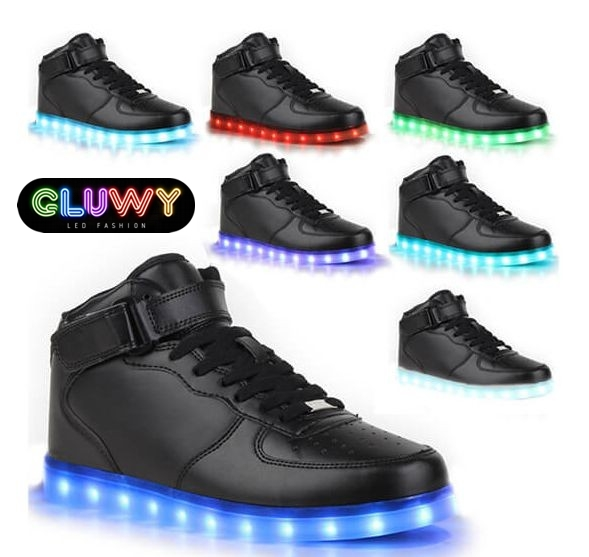 baskets LED gluwy